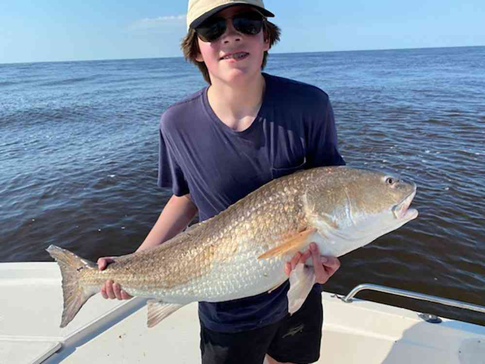 a picture of Myrtle Beach Fishing Charters with Harvest Moon Fishing Charters
