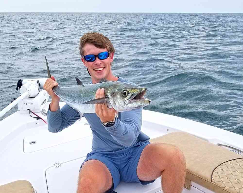 a picture of South Carolina Fishing Charters with Harvest Moon Fishing Charters
