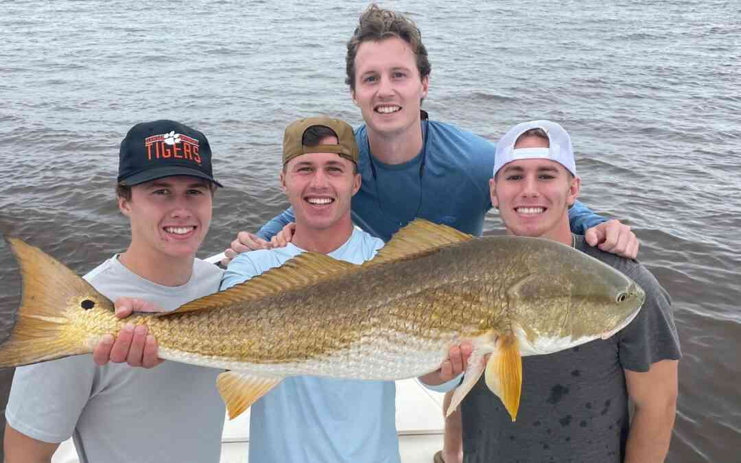 Spring 2021 Georgetown Fishing Charters