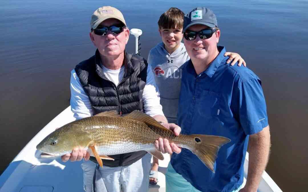 Pawleys Island Fishing Guide