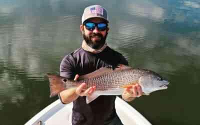 Mid-Summer Fishing At Murrells Inlet