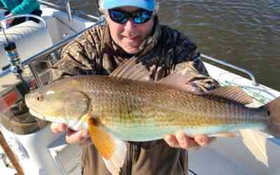 Fall Fishing In Georgetown: What To Expect In 2021