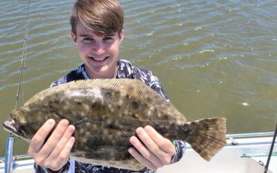 Murrells Inlet Inshore Fishing & 2021 Tarpon Season Prep