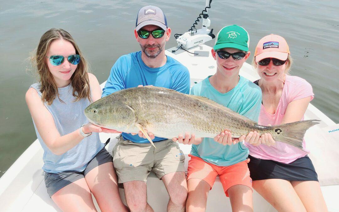 August Brings Primetime Fishing To Myrtle Beach