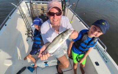 Myrtle Beach Dog Days Fishing Report