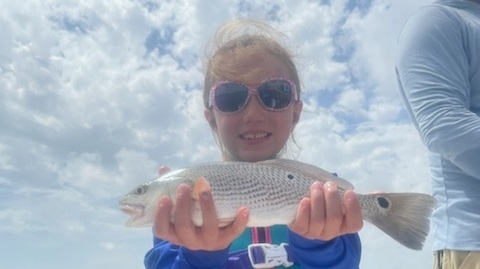 a picture of Photos with Harvest Moon Fishing Charters